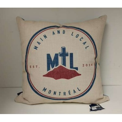 Coussin Main And Local MTL