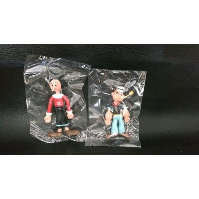 Popeye et Olive Collection Figurines