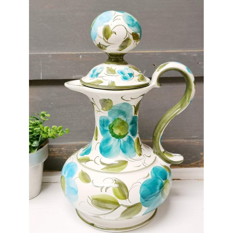 Carafe Oal vintage porcelaine made in Portugal