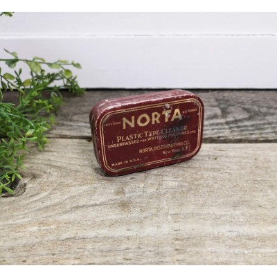 Boîte vintage Norta Distribution CO