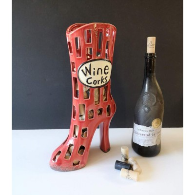 Botte de céramique Wine Corks