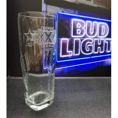 Verre à bière Bud Light Super Bowl