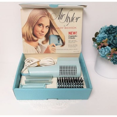 Séchoir vintage Lady Shick Air Styler