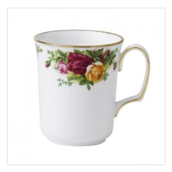 Royal Albert tasse Old Country Roses