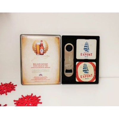 Coffret Molson Export