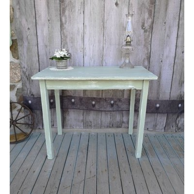 Table ou bureau antique vieille fermette
